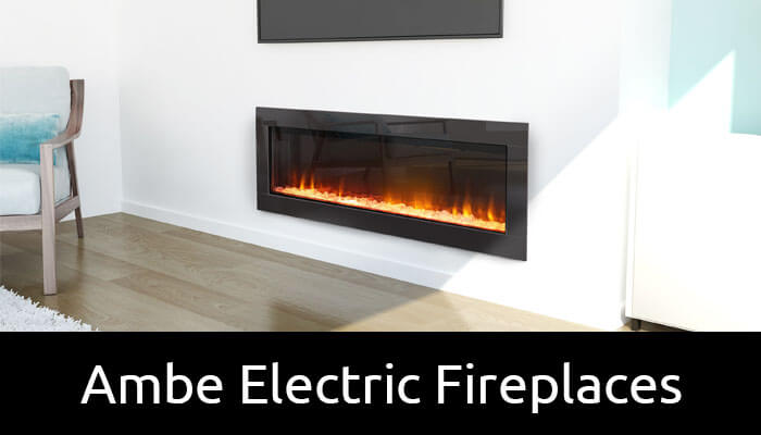 Ambe Electric Fireplaces