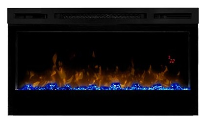 Dimplex 34 inch PRISM electric fireplace