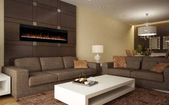Dimplex 72 inch PRISM linear electric fireplace