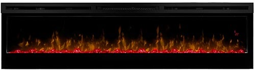 Dimplex 74 inch PRISM electric fireplace