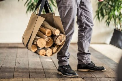 Bundle Wood Bag