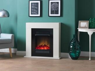 Dimplex Cassidy mini suite electric fireplace