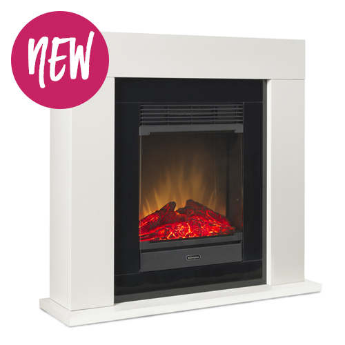 Dimplex Cassidy all in one electric fireplace
