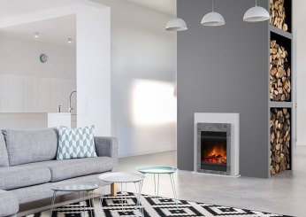 Dimplex Conner mini suite electric fireplace