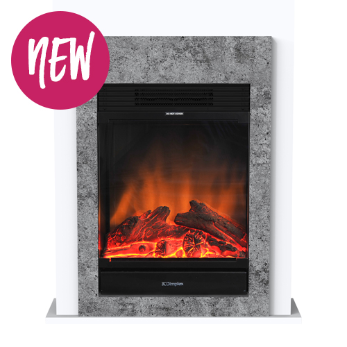 Dimplex Conner all in one electric fireplace