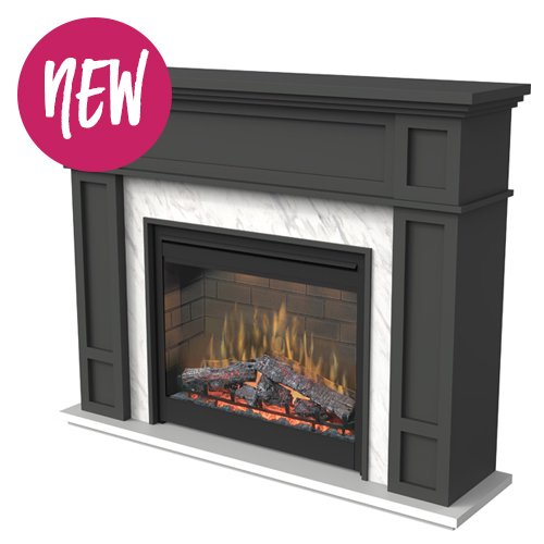 Dimplex Eltham complete suite electric fireplace