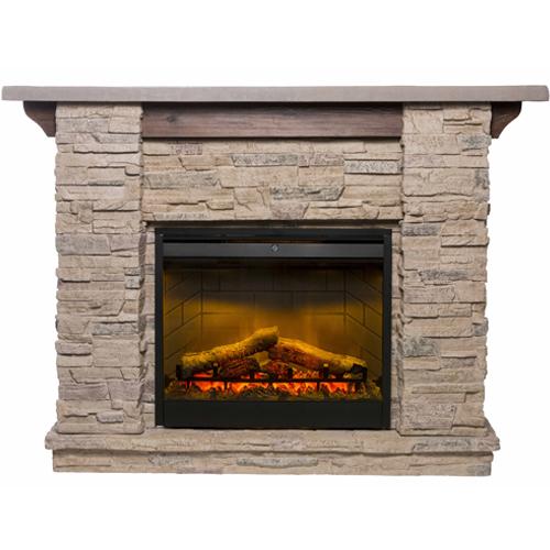 Dimplex Featherstone complete suite electric fireplace