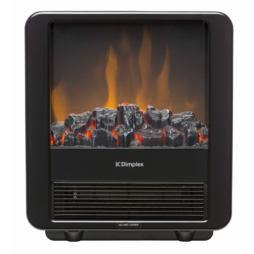Dimplex Mini Cube portable electric fireplace