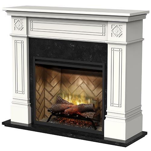 Dimplex Osbourne complete suite electric fireplace