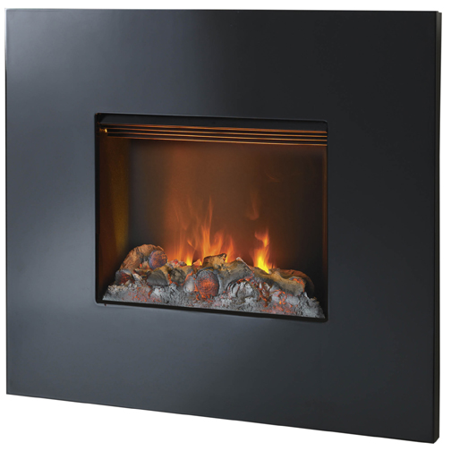 Dimplex Pemberley wall mounted electric fireplace