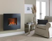 Dimplex Pemberley Opti-myst wall mounted electric fireplace