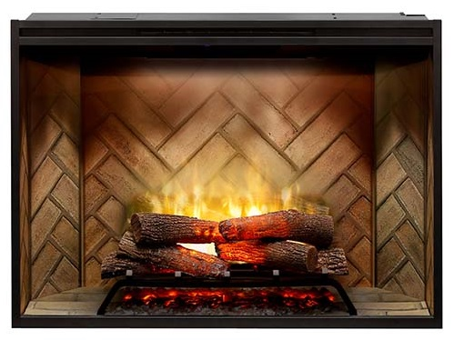 Dimplex 42 inch Revillusion electric firebox