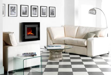 Dimplex Redway Opti-myst wall mounted electric fireplace