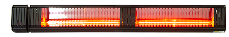 Ambe radiant infrared electric heater RIR3000