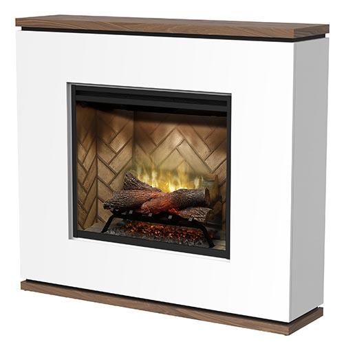 Dimplex Strata complete suite electric fireplace