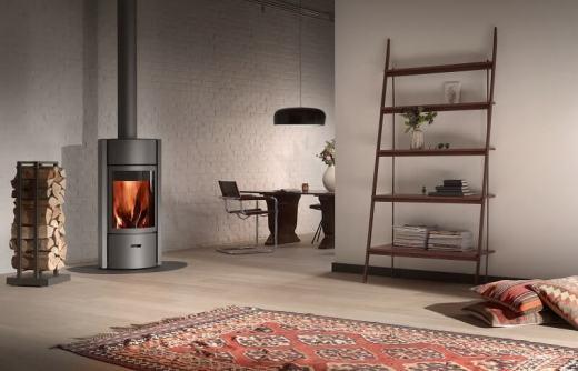 Stuv 30 freestanding slow combustion heater