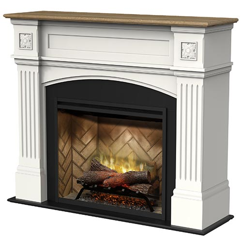 Dimplex Windelsham complete suite electric fireplace