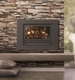 Archer Gas Log Fire IS750