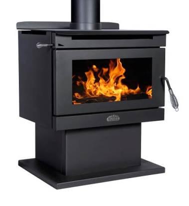 Blaze B800 Freestanding Wood Fire