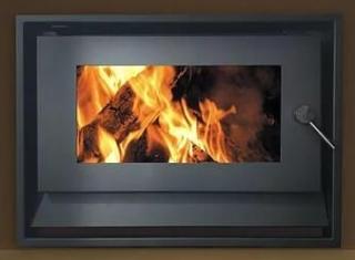 Blaze B820 inbuilt wood heater