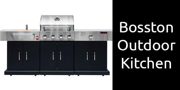 Bosston Outdoor Kitchen