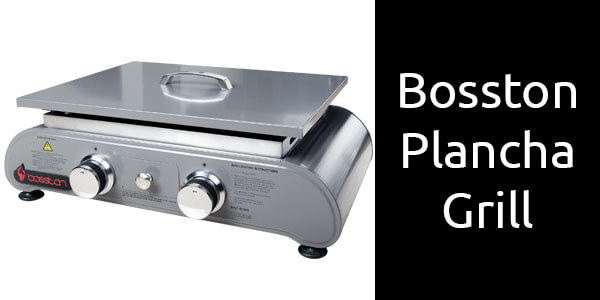 Bosston Plancha Grill