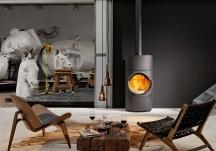 Austroflamm Clou Xtra wood fire