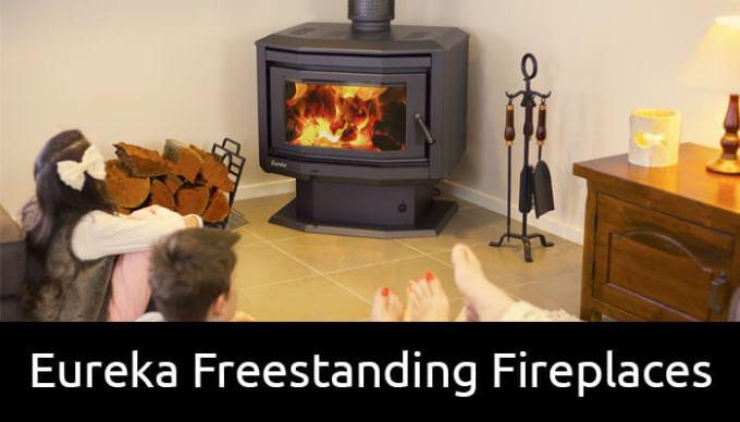 Eureka freestanding wood heaters