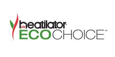 Heatilator eco choice efficient wood heaters