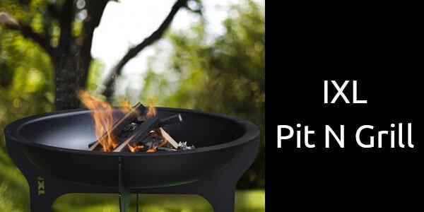 IXL Pit N Grill