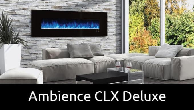 Modern Flames ambience CLX deluxe electric fireplaces