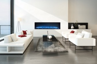 Modern Flames Landscape Full View 1.5m electric fireplace