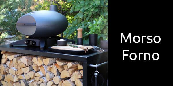 Morso Forno gas barbecue