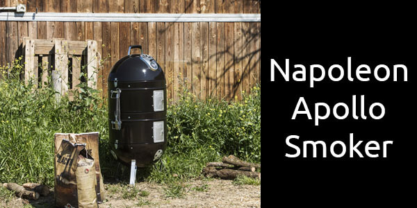 Napoleon Apollo Smoker