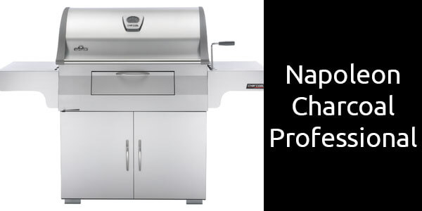 Napoleon Charcoal Professional