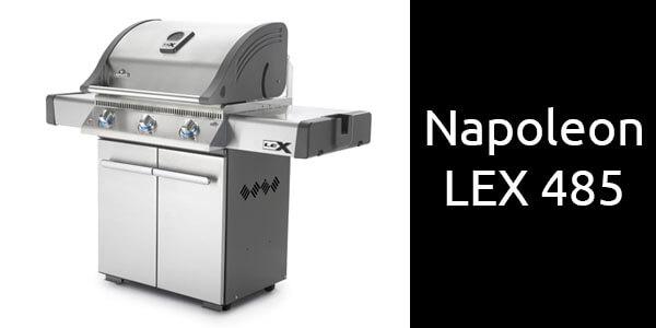 Napoleon LEX485 bbq