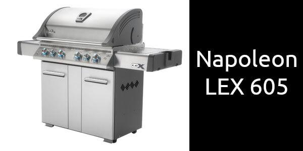 Napoleon LEX605 bbq