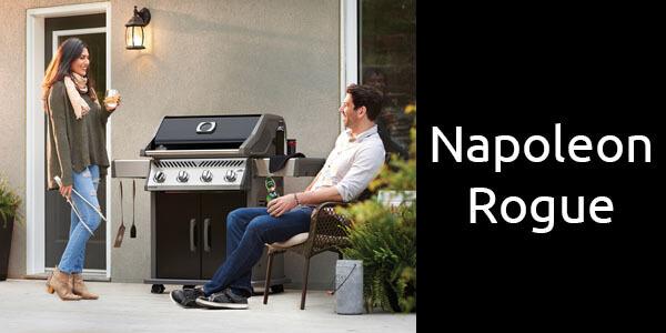 Napoleon Rogue barbecue