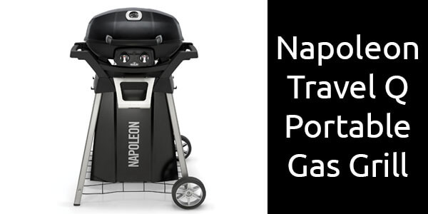 Napoleon Travel Q portable gas grill