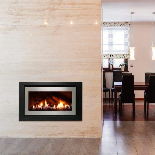 Rinnai 950 gas fireplace