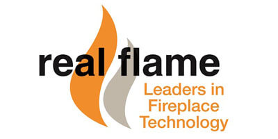 Real Flame gas and wood fireplaces