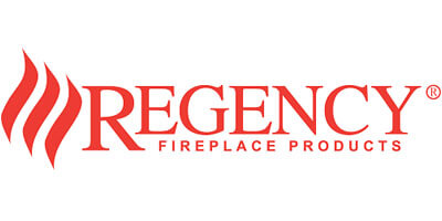 Regency gas and wood fireplaces