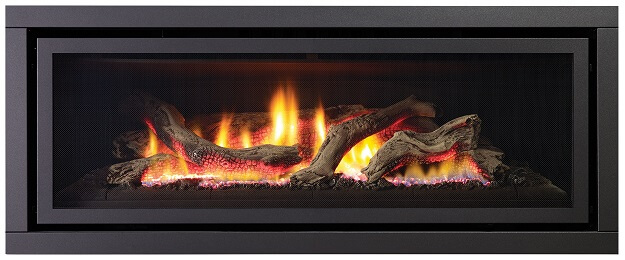 Regency GF1500L inbuilt linear gas fireplace