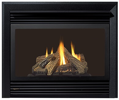 Regency PG36 inbuilt gas fireplace