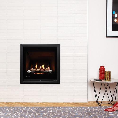 Rinnai 650 Gas Log Fire