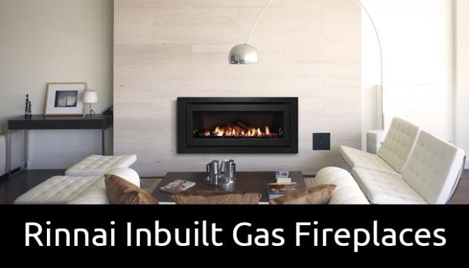Rinnai Inbuilt Gas Fireplaces