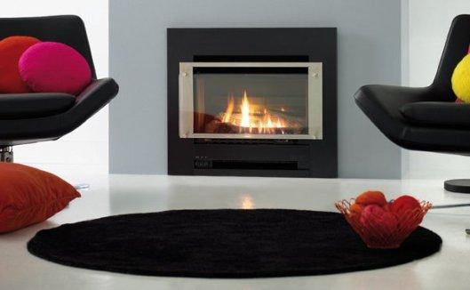 Rinnai Slimfire 252 gas fireplace