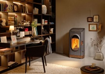 Austroflamm Woody slow combustion wood heater