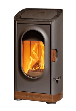 Austroflamm Woody slow combustion wood fireplace
