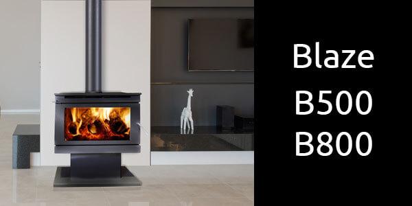 Blaze B500 B800